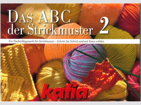Strickmuster ABC 2 - Katia