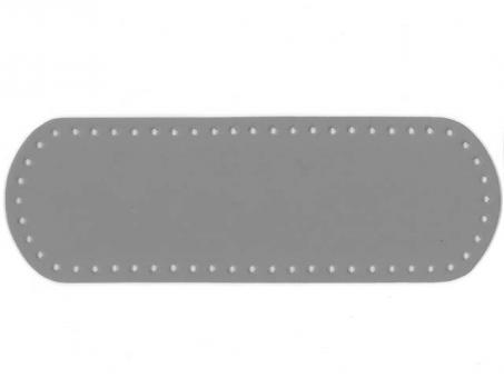 Taschenboden Ecoline 30x10cm- grau
