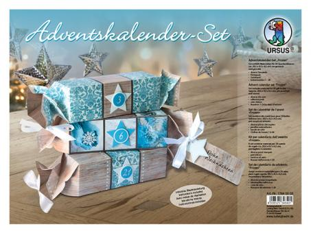 ADVENTSKALENDER-SET FROZEN