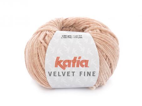 Velvet Fine - Beige