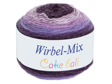 Wirbel Mix (Cake Ball) - Blau-Beige