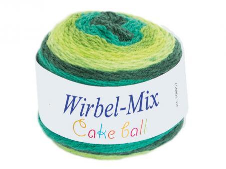 Wirbel Mix (Cake Ball) - Grüntöne