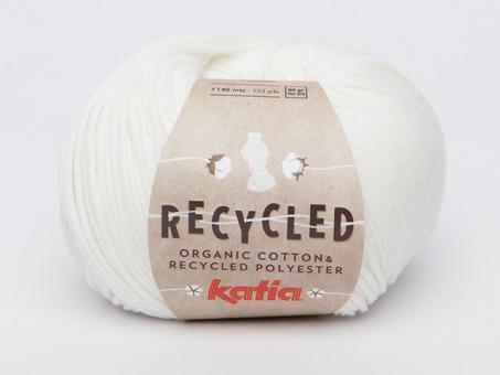 Katia Recycled - Brilliantweiß