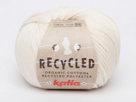 Katia Recycled - Wollweiß