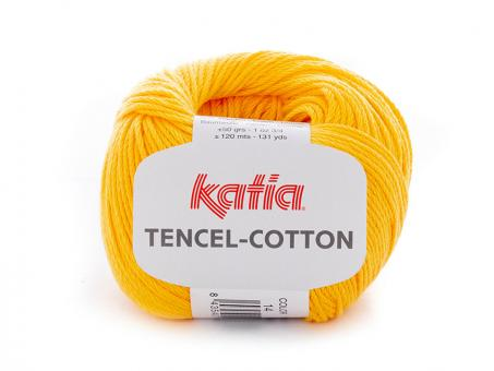 Tencel Cotton - Sonnengelb