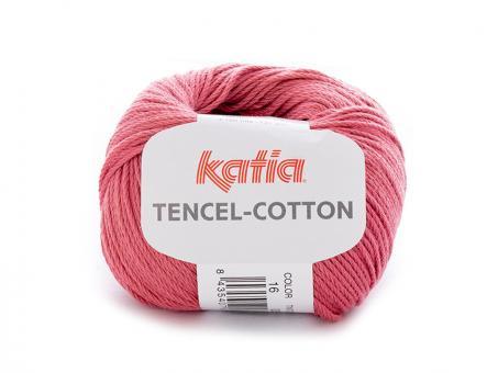 Tencel Cotton - Altrosa