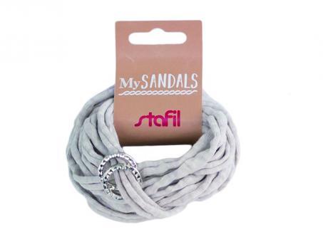 MySANDALS Sandalenband - Beige