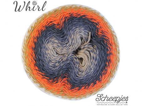 Scheepjes Whirl -  Jumpin Jaffa Pop