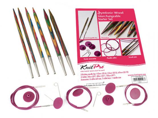 Knit Pro Rundnadel Set 20604