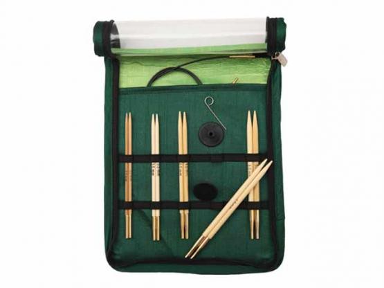 Knit Pro Bamboo Spitzen Set