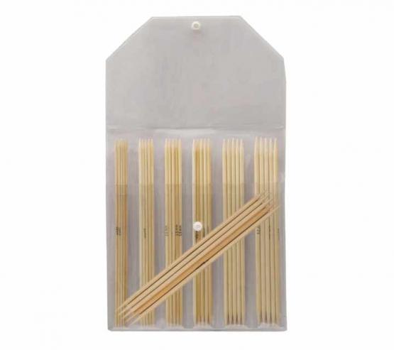 Knit Pro Bamboo Spiele Set