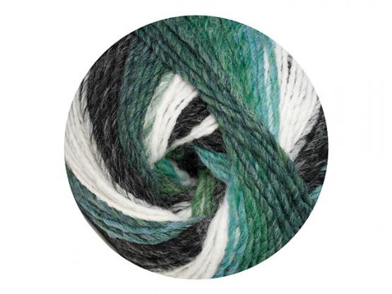 LINIE 359 FANO grün-beige-schwarz