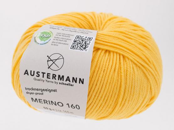 Merino 160 EXP gelb