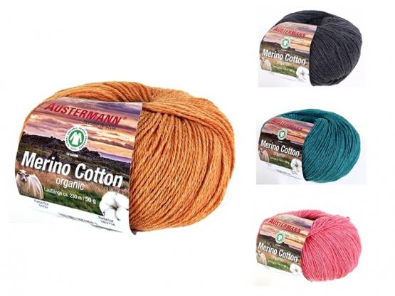 Merino cotton organic