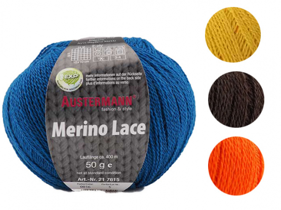 Merino Lace EXP