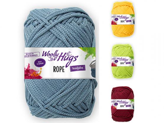 Woolly Hugs Rope