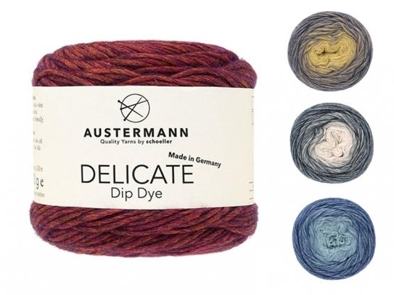 Delicate Dip Dye