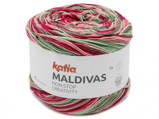 Maldivas Rot-Grün .Rot-Grün