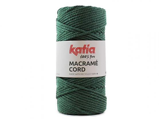 MACRAME CORD grün