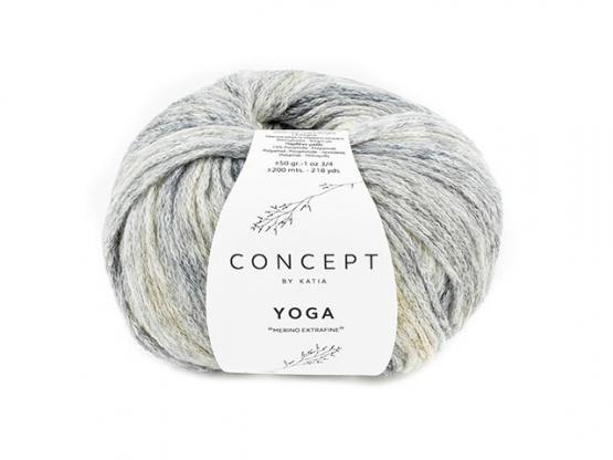 YOGA beige-grau