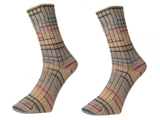 Sockenwolle Golden Socks Ätna-herbst