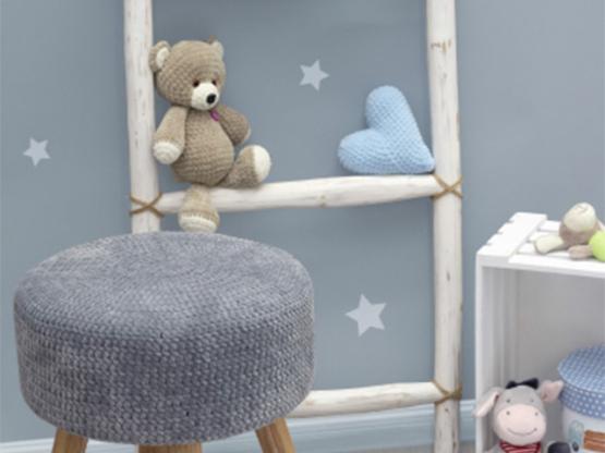 Anleitung Teddybär und Herz Häkelanleitung