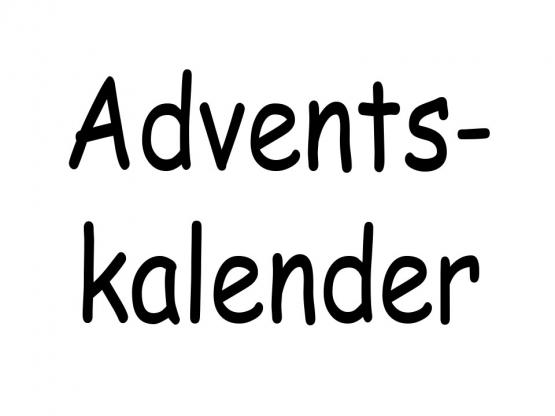 Handarbeits-Adventskalender