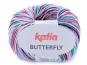 BUTTERFLY rosarot-pistazie